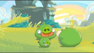 Angry Birds Trilogy CutScenes #2