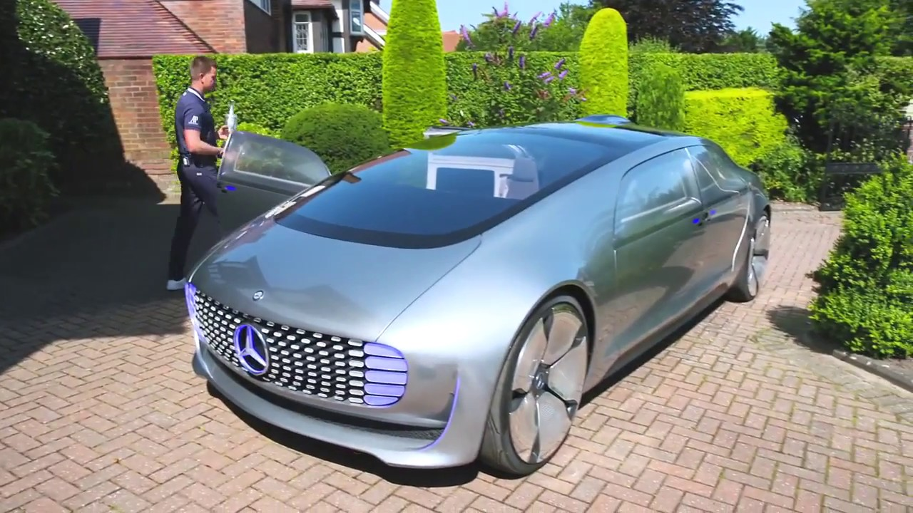 The return of the claret jug mercedes benz cars uk youtube for Mercedes benz lease return