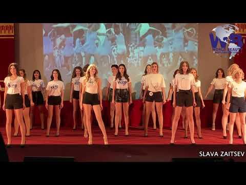 SLAVA ZAITSEV AWARDS Спортивный выход