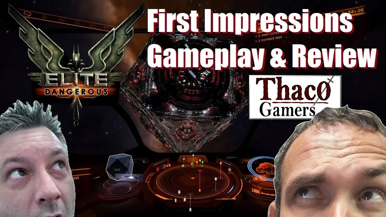 Elite: Dangerous   First Impressions   Is It Worth Playing   Gameplay &  Review 2018