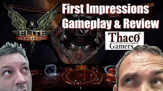 Elite: Dangerous | First Impressions | Is It Worth Playing | Gameplay &  Review 2018
