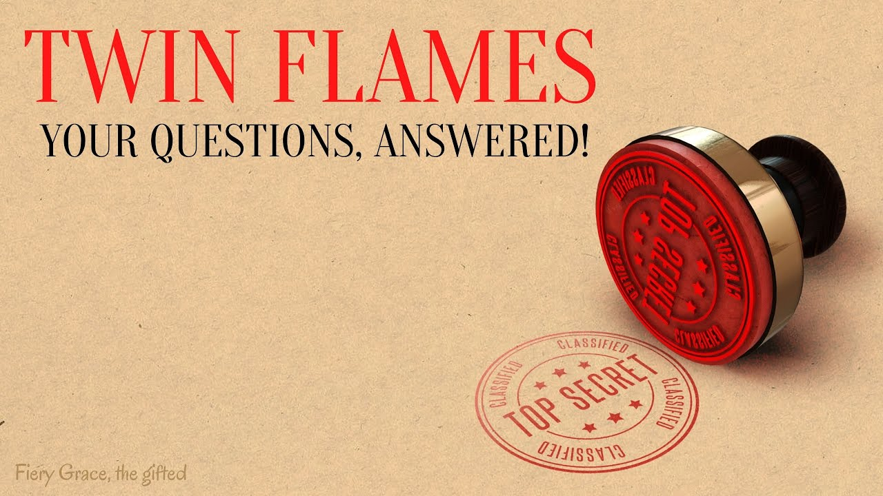 All Twin Flames MUST SEE This Video! 🔥🔥 Your Toughest Questions Answered!