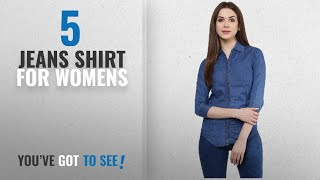 Top 10 Jeans Shirt For Womens [2018]: Mayra Women