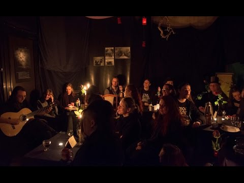 Die Blaue Stunde / Café La Bohème  //  20.12.2014 // Leipzig