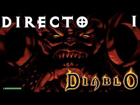 Diablo 1 - Directo Español - Juego Completo - El Retorno de un Clasico - Momentos de Nostalgia - PC