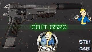 Fallout 4: Кольт 6520