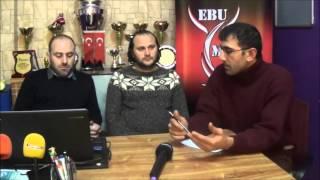 EBU MEDYA – ENES AYAKKABICILIK FUTBOL TURNUVASI 2. HAFTA C GRUBU YORUMLARI