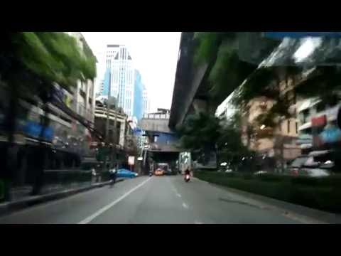 Urban design in Bangkok