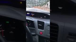 Honda Civic Yokuşta Bayılır Diyenlere Gelsin