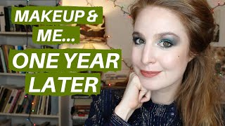 HOW MY NO-BUY YEAR CHANGED MY MAKEUP COLLECTION | Hannah Louise Poston | MY NO-BUY YEAR