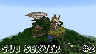SubServer - 02. Острова в облаках (Обзор построек зрителей)