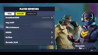 Fortnite Hacker Struck by the Banhammer