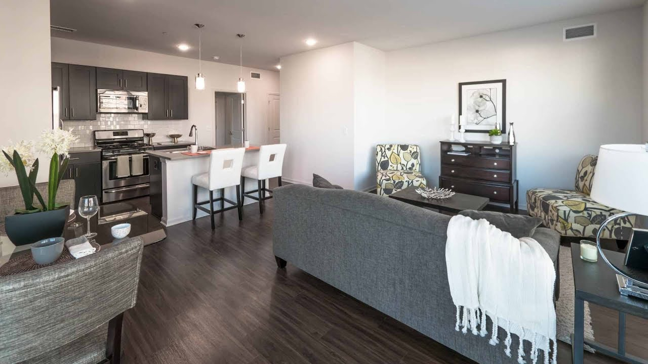 A 2 bedroom 2 bath model at bolingbrook 39 s new brook on - 2 bedroom apartments in bolingbrook ...