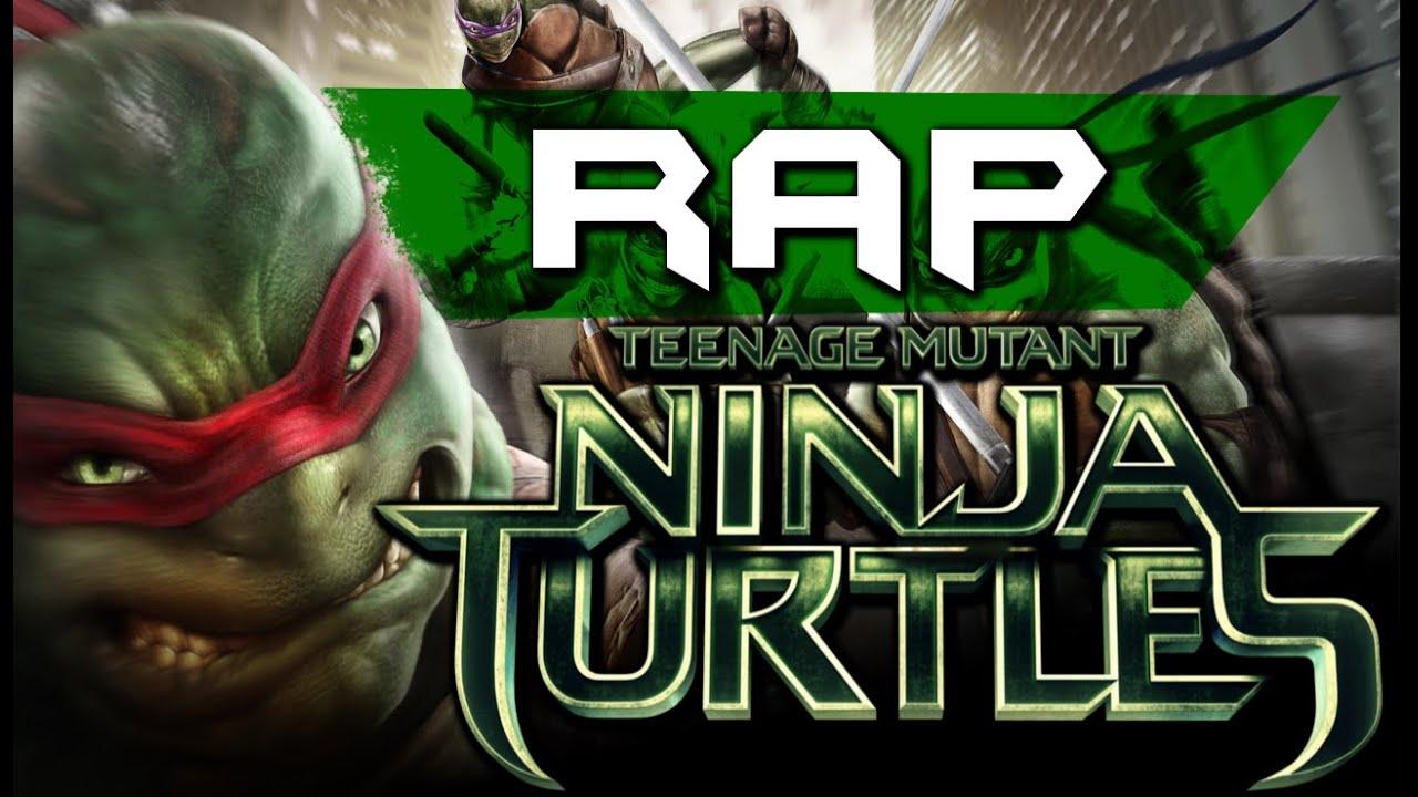 Rap das Tartarugas Ninja [Part. Tauz]