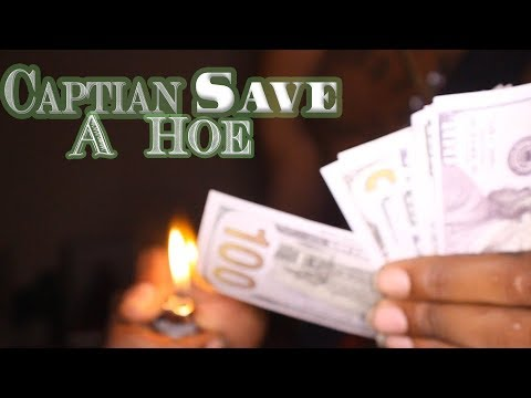 Hinduh - Captain Save A Hoe (Official Music Video)