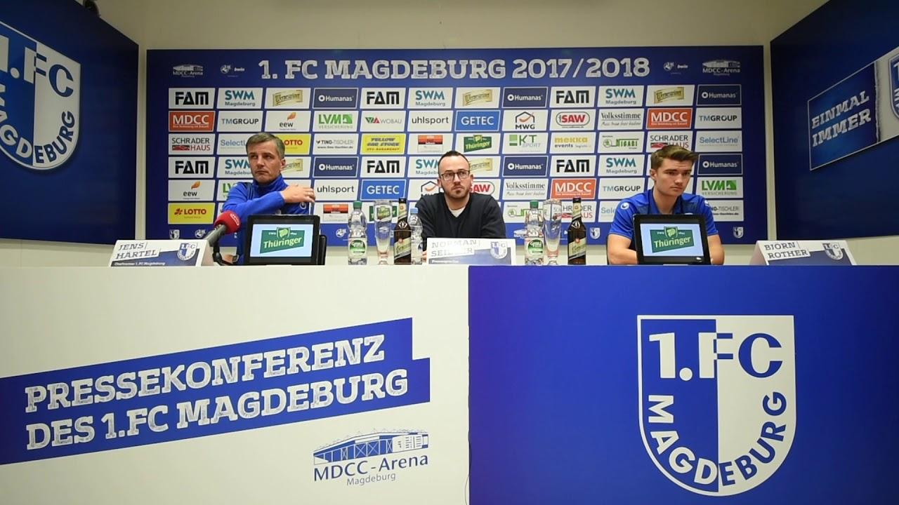 Magdeburg Spiel