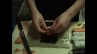 Суши роллы мастер класс и рецепт от японского повара