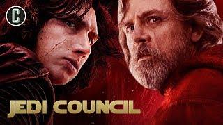 Will Kylo Ren Die Before Luke? - Jedi Council