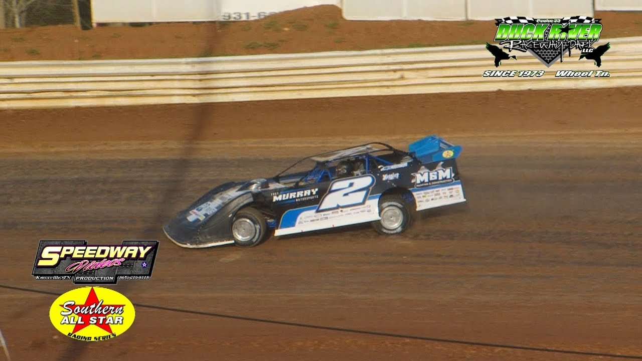 Southern All Stars Qualifying @ Duck River Raceway Park April 21 , 2018