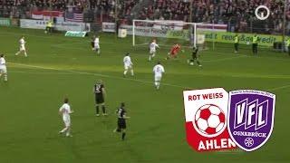 Rot Weiss Ahlen : VfL Osnabrück - 1:2 - (07.12.2008)