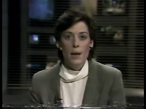 KXLY News Four Weekend Report Intro (1984)