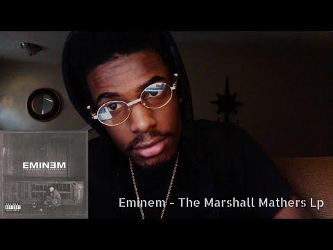 Eminem - The Marshall Mathers LP | Album Review/Reaction Pt. 1