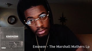 Eminem - The Marshall Mathers LP | Album Review/Reaction Pt. 1