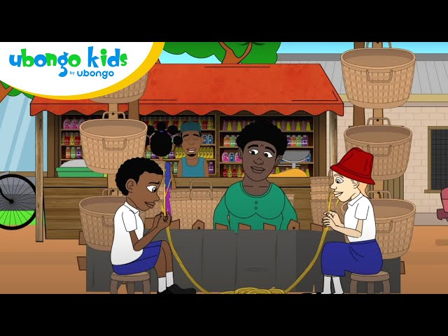 Learning is good | Singalong with the Ubongo Kids | African Educational Cartoons