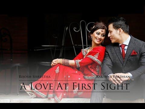 A Love At First Sight - Rijosh & Rakshya