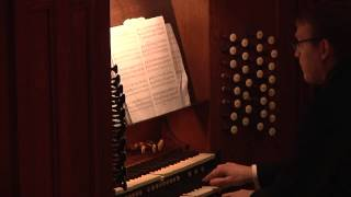 "PERFORMANCE: Jonathan Moyer - Variations sur l'hymne ""Lucis Creator"""