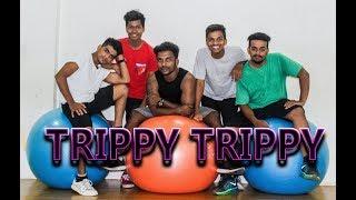 Trippy trippy song bollywood dance choreography | ajay sakpal | bhoomi | sunny leone | neha kakka