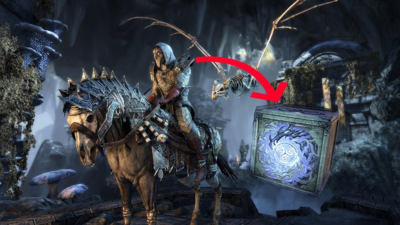 eso new crown crates scalecaller mounts costumes and more