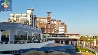 Selectum Luxury Resort  HD обзор отеля , Новый отель в Белеке