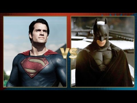 Batman vs Superman: Fanboy Faceoff