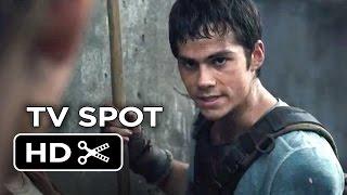 The Maze Runner TV SPOT - Mystery (2014) - Dylan O