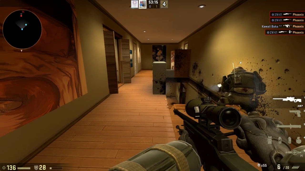 Download CS:GO   House Invasion Co-Op Mission