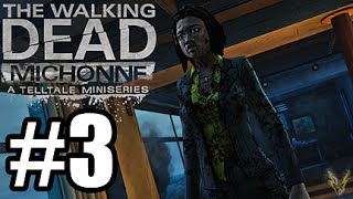 NOT THE BABIES! - Episode 2 Give No Shelter - The Walking Dead Michonne #3