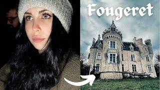 Enquête Paranormale au Château de Fougeret ft. @JORDAN PERRIGAUD ! (Le plus hanté de France)
