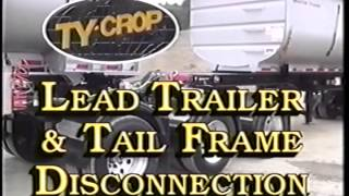 SHUTTLEFRAME End Dump Trailer by TYCROP