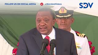 find-something-else-to-do-on-weekends-stop-politicizing-corruption-during-funerals-president-uhuru