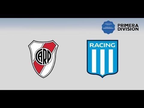 River Vs. Racing - EN VIVO - *LA MEJOR CALIDAD* - FutbolParaLiricos
