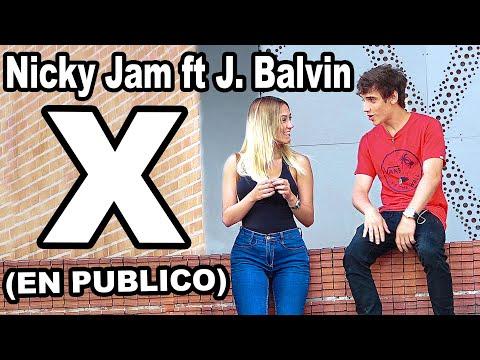 🎵Nicky Jam x J. Balvin - X (EN PUBLICO)