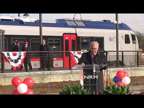 TEXRail | North Richland Hills, TX - Official Website