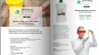 Avrupa Networking Mioclean Temizlik Ürünleri Kataloğu için tıklayın!