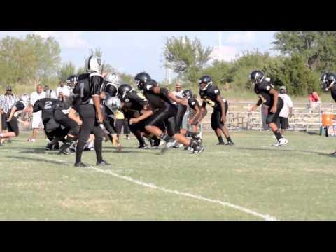 Wichita Ks, Bull Dogs Vs Raiders