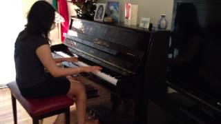 Hayedeh - Shanehayat Ra Baraye Gerye Kardan piano version