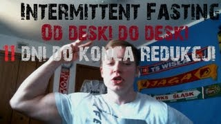 Intermittent Fasting! Od deski do deski!