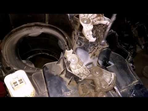 Maruti Suzuki Ritz AC problem  cooling coil replace