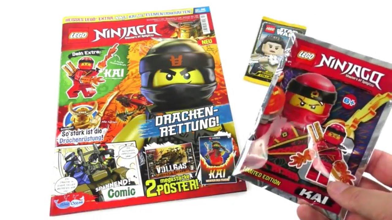 Lego Ninjago Magazin