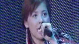 Aya Matsuura 松浦亜弥 - concert Matsu crystal 2004 - Parte 10.